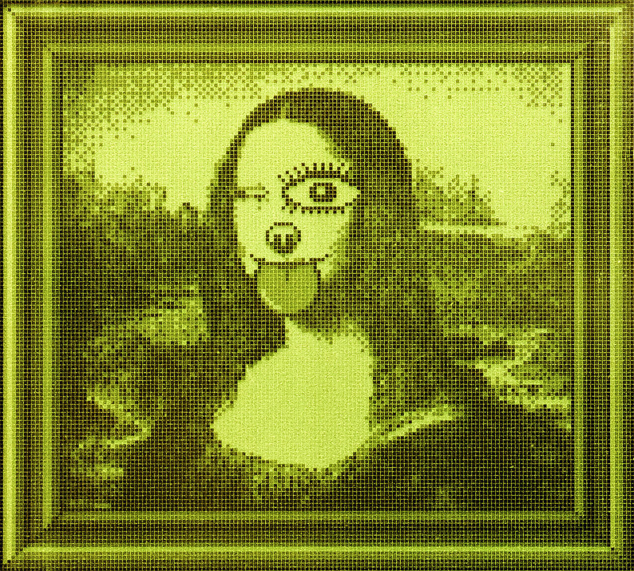 Roc Herms, 8-bit Portraits