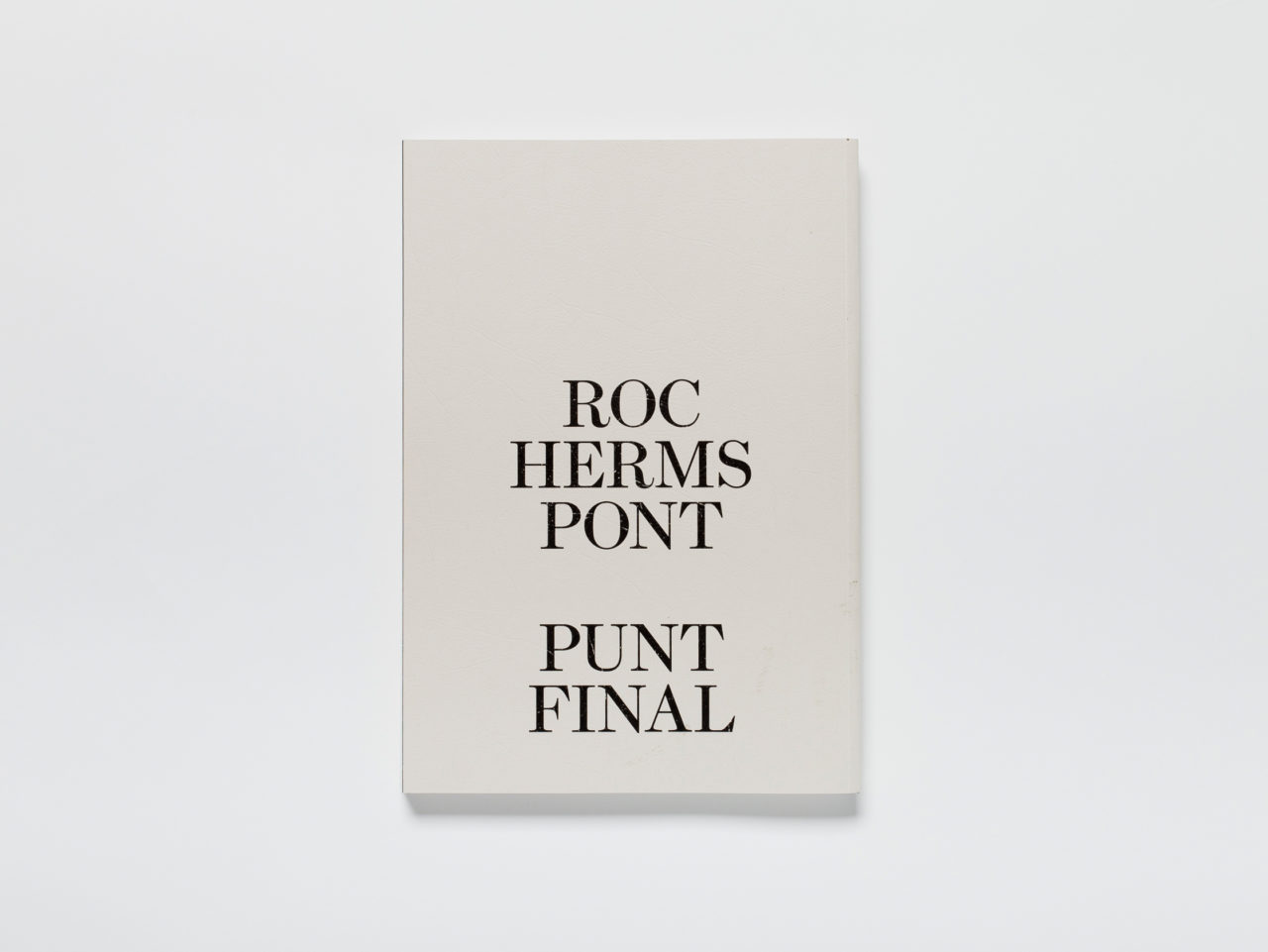 Roc Herms, Punt Final